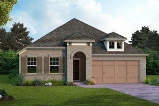 Forreston - Sandbrock Ranch: Aubrey, Texas - David Weekley Homes