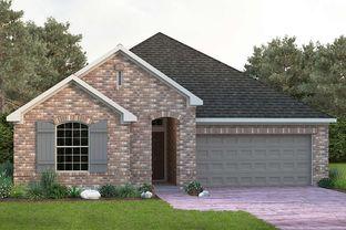 Belton - Sandbrock Ranch: Aubrey, Texas - David Weekley Homes