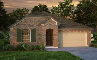 Gateway Parks Cottages by David Weekley Homes in Dallas Texas