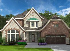 Gabriel - Sterling Creek 90': Friendswood, Texas - David Weekley Homes