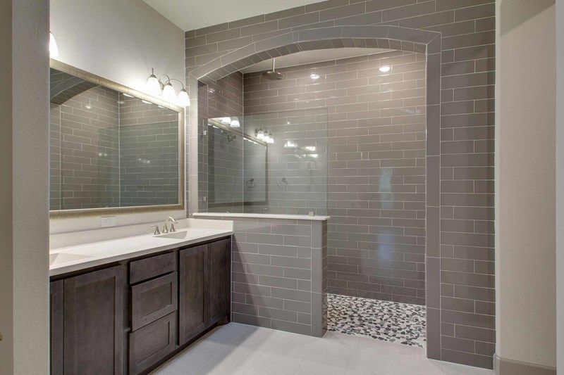 Bathroom featured in the Glencrest By David Weekley Homes in Fort Worth, TX