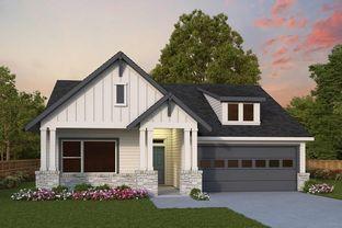 Kline - The Colony Riverside 50': Bastrop, Texas - David Weekley Homes