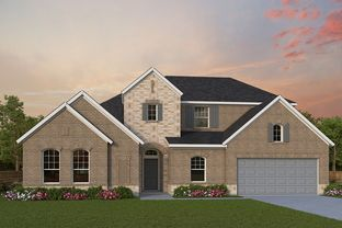 Abbydale - Cypress Forest Collection 65': Kyle, Texas - David Weekley Homes