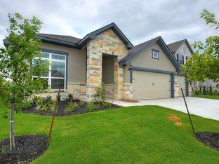 Kepley - The Crossvine 50': Schertz, Texas - David Weekley Homes