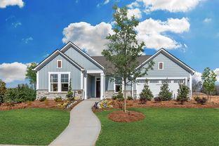 Riverwood - Ansley Park: Indian Land, North Carolina - David Weekley Homes