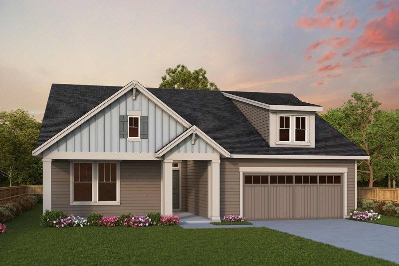Exterior featured in the Rosemeadow By David Weekley Homes in Portland-Vancouver, WA