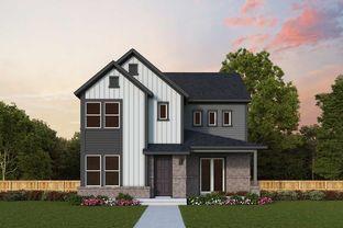 Wylie - Parkland Square 50' - Cottage Series: Cypress, Texas - David Weekley Homes