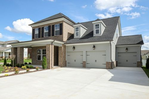 Durham Farms - Silverbell Series by David Weekley Homes in Nashville Tennessee