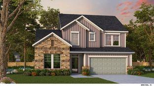 Brays - Pecan Square: Northlake, Texas - David Weekley Homes