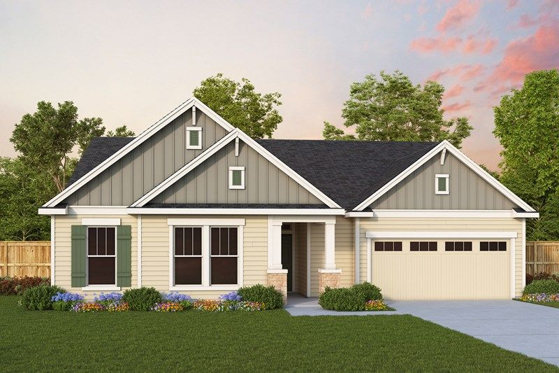 Exterior featured in the Eaglerock By David Weekley Homes in Portland-Vancouver, WA