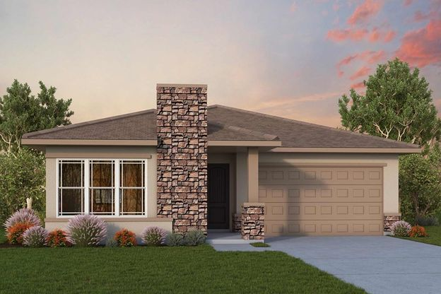 Exterior:The Crusader - A Exterior (available at Eagle Crest at Blackstone)