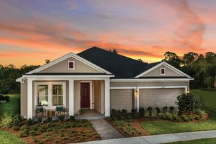 Highlandale - Isles at BayView: Parrish, Florida - David Weekley Homes