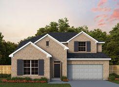 Walmsley - Tavolo Park Cottages: Fort Worth, Texas - David Weekley Homes