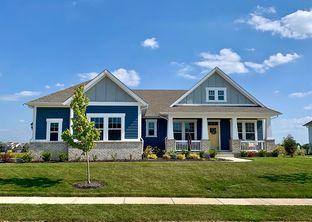 Gainsborough - The Lakes at Shady Nook: Westfield, Indiana - David Weekley Homes