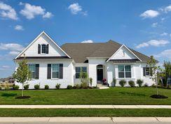 Burlwood - The Lakes at Shady Nook: Westfield, Indiana - David Weekley Homes