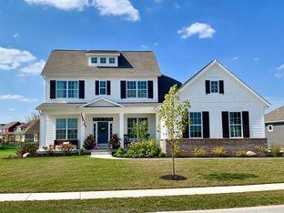 Wilmington - The Lakes at Shady Nook: Westfield, Indiana - David Weekley Homes