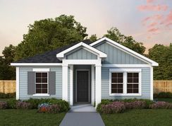 Florence - The Hammocks at Shearwater Discovery Series: Saint Augustine, Florida - David Weekley Homes