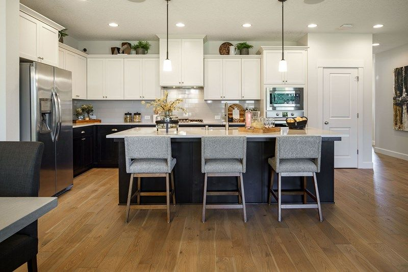 Kitchen featured in the Criswell By David Weekley Homes in Portland-Vancouver, WA