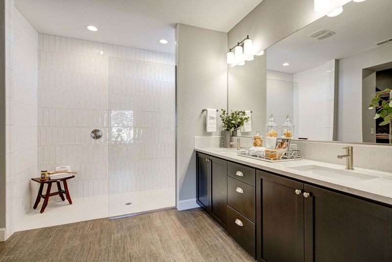 Bathroom featured in the Criswell By David Weekley Homes in Portland-Vancouver, WA