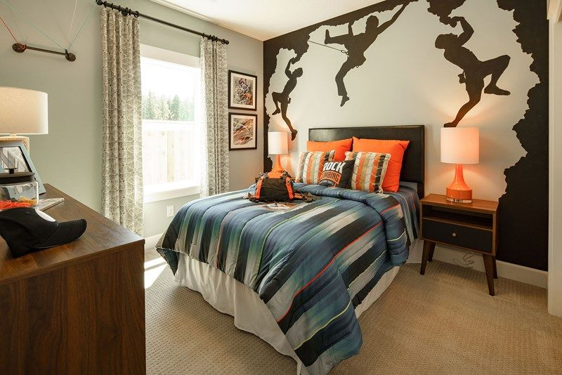 Bedroom featured in the Criswell By David Weekley Homes in Portland-Vancouver, WA