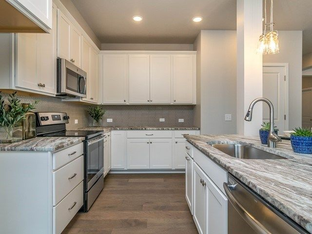 Kitchen featured in the Roydencrest By David Weekley Homes in Provo-Orem, UT