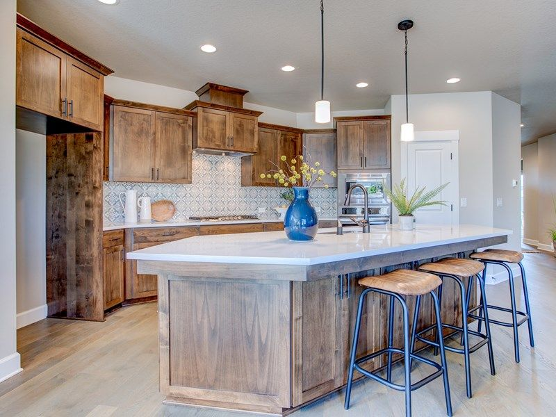 Kitchen featured in the Wedgestone By David Weekley Homes in Portland-Vancouver, WA