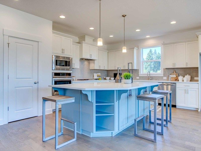 Kitchen featured in the Eaglerock By David Weekley Homes in Portland-Vancouver, WA