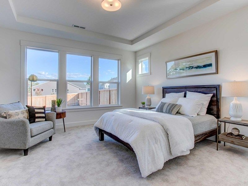 Bedroom featured in the Eaglerock By David Weekley Homes in Portland-Vancouver, WA