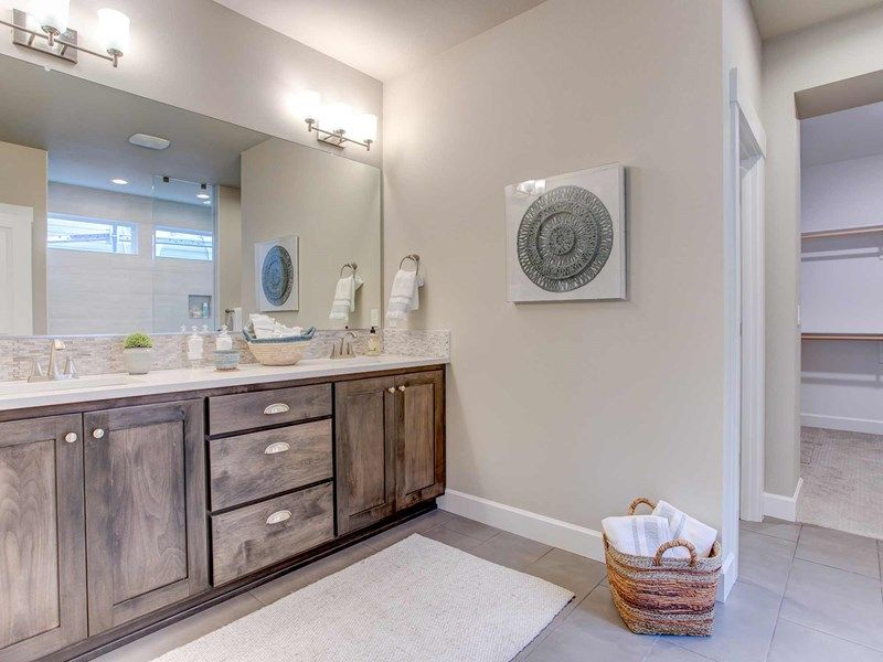 Bathroom featured in the Bryson By David Weekley Homes in Portland-Vancouver, WA