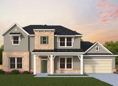 Mulberry - Shavano Highlands: San Antonio, Texas - David Weekley Homes
