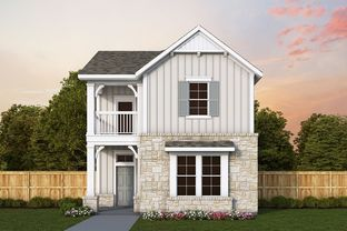 Christophe - Viridian Cottage: Arlington, Texas - David Weekley Homes