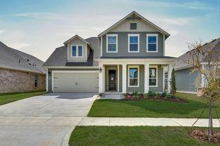 Malinda - Pecan Square: Northlake, Texas - David Weekley Homes