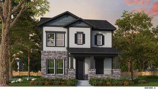 Wesler - Painted Prairie: Aurora, Colorado - David Weekley Homes