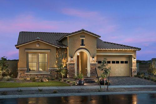 Harmony at Eastmark by David Weekley Homes in Phoenix-Mesa Arizona