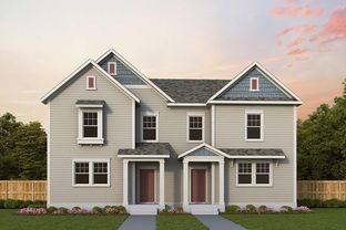 Flagmore - Carnes Crossroads Paired Homes: Summerville, South Carolina - David Weekley Homes