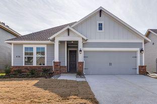 Pemshore - Pecan Square: Northlake, Texas - David Weekley Homes