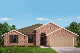 Wedgeway - Davis Ranch 60': San Antonio, Texas - David Weekley Homes