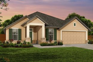 Fairlane - Veramendi 60': New Braunfels, Texas - David Weekley Homes