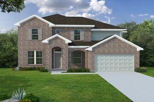 Hayford - Davis Ranch 60': San Antonio, Texas - David Weekley Homes
