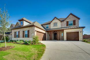 McManus - South Pointe  Village Series: Mansfield, Texas - David Weekley Homes