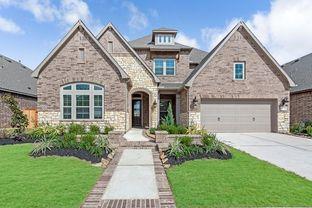 Connolly - Sterling Creek 60' Homesites: Friendswood, Texas - David Weekley Homes