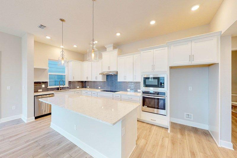 Kitchen featured in the Stiles By David Weekley Homes in Jacksonville-St. Augustine, FL