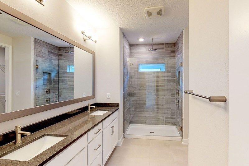 Bathroom featured in the Stiles By David Weekley Homes in Jacksonville-St. Augustine, FL