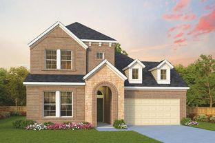 Lankford - South Pointe  Cottage Series: Mansfield, Texas - David Weekley Homes
