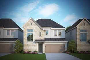 Naples - Retreat at Westview Terrace: Houston, Texas - David Weekley Homes