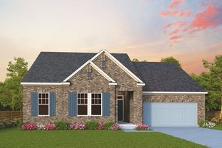 Landau - The Enclave at Dove Lake  – The Steeplechase Collection: Nolensville, Tennessee - David Weekley Homes