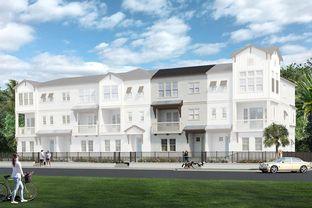 Gilden - City Homes at Payne Park Village: Sarasota, Florida - David Weekley Homes