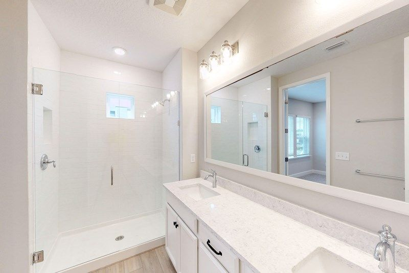 Bathroom featured in the Brail By David Weekley Homes in Jacksonville-St. Augustine, FL