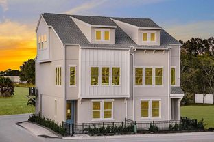 Hillgate - Villas at Payne Park Village: Sarasota, Florida - David Weekley Homes