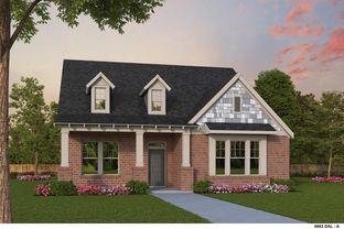 Ashbrook - Viridian Executive: Arlington, Texas - David Weekley Homes